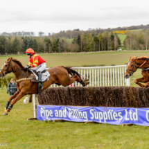 Sharivarry, Whisperdale at Balcormo Point-to-Point on 23 Apr 2016.